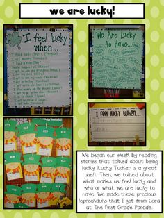 TONS of great St. Patrick's Day ideas!
