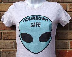 Crashdown Cafe Shirt Roswell TV Show