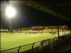 Go Ahead Eagles - De Adelaarshorst - NL. 2010. Wedstrijd: Go Ahead Eagles - Willem II (hehe :P).