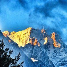 Zugspitze Mountain - The highest point in Bavaria ~ #monogramsvacation