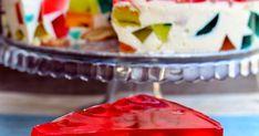 Lubię takie ekspresowe w przygotowaniu i ładnie wyglądające desery. Sernik na zimno z galaretkami to jeden z moich ulubionych. Do gustu szcz...