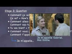 French Alphabet Practice with Movie Clips - YouTube