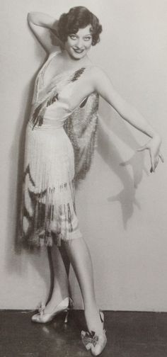 "Joan Crawford 1928 20's - w♥✮✮""Feel free to share on Pinterest"" ♥ღ www.myextrashoes.comww.fashion.net/"