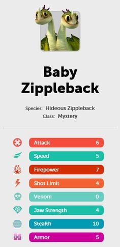 Baby Zippleback
