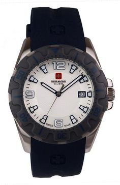 Swiss Military Men s Watch Referenz 06-4M1  Mo.Marine Original