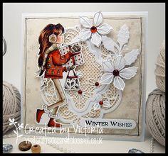 LOTV - Jasmine Christmas Presents by Vicky Bailey