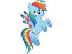Rainbowfied Rainbow Dash! =P