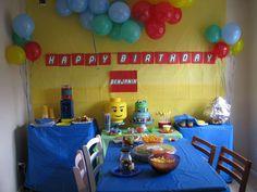 Benjamin's 5th birthday party | CatchMyParty.com