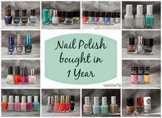 Nail Polishes!