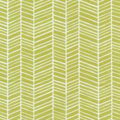 Joel Dewberry - Modern Meadow - Herringbone in Grass