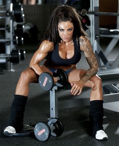 So much respect for jodie marsh for all the hard graft she did in the gym to get to this level. Never liked her before