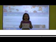 Poesía de Gloria Fuertes. Jimena, alumna de 1º de Ed. Primaria del CEIP San Gil (Cuéllar. Segovia)
