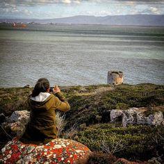 Foto in Sardegna: #sangiovannidisinis #torredisangiovanni #penisoladelsinis #torre #cabras #oristano #tharros #sardegna #italia #paesaggio #mare #inverno #natura #panorama #landscape #trekking #outdoors #ski #green #wind #nature #relax #travel #tower #passeggiata #hiding #sea #beautiful #women #love - via http://ift.tt/1zN1qff e #traveloffers #holiday | offerte di turismo in Sardegna: http://ift.tt/23nmf3B -