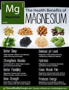 Magnesium plays a role in over 300 enzymatic reactions in the human body. We all need magnesium, but it's especially important for athletes. Find out why!