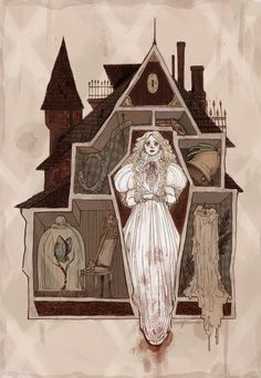 Crimson Peak Fan Art Contest