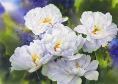 Janet Whittle WATERCOLOR