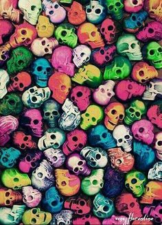 Find This Pin And More On Skull By ALLIE TOPHAN