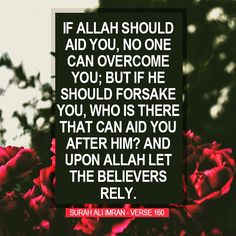 Everytime you're in a problem, ask for His Help and nothing/no one will be able to afflict you