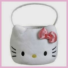 Hello Kitty Easter baskets