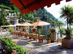 Hotel Cannero, Lake Maggiore, Italy
