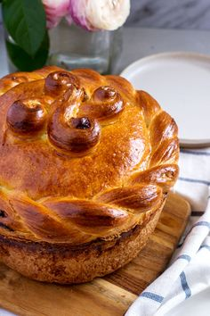 You Have Meals Poisoning More Normally Than You're Thinking That Easter Paska Bread Culinary Cool Easter Recipes, Appetizer Recipes, Holiday Recipes, Dessert Recipes, Desserts, Appetizers, Quick Bread Recipes, Baking Recipes, Muffin Recipes