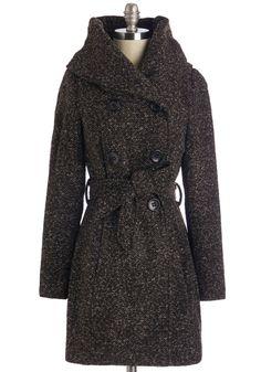 Cookie Pie Coat | Mod Retro Vintage Coats | ModCloth.com