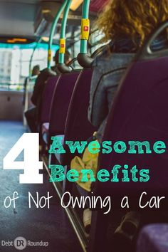 Who doesn't love driving their car around? Have you thought about the benefits of not owning a car? Here are four of the best ones and why owning a car might be more rewarding than some think! Don't be scared!!