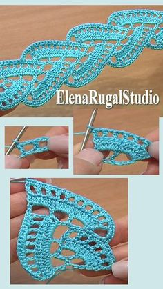 Lesson has 2 parts. In this part 2 of crochet lace lesson we begin to crochet lace. Lace was made of Cotton Mercerized, ply; and with Steel Crochet Hook mm or ( or US standards). Crochet Edging Patterns, Crochet Lace Edging, Lace Patterns, Irish Crochet, Crochet Designs, Crocheted Lace, Easy Crochet, Crochet Flower Tutorial, Crochet Headband Pattern