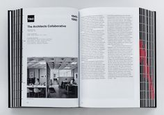 Office profiles feature the firm's logo, key facts and an image; a written history is also included.