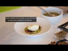[Video] Supă cremă de mazăre cu ou pochat și infuzie dementă de mentă   Cavaleria Dexter, Pudding, Desserts, Food, Tailgate Desserts, Deserts, Dexter Cattle, Custard Pudding, Essen
