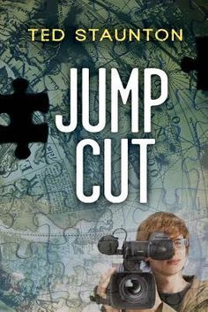 Seven #3: Jump Cut by Ted Staunton FIC STA Spencer wants to be a filmmaker, but not the way it's laid out in his grandfather's will: Find an ancient movie star and film her giving Spencer a kiss. He's got to be kidding. Spencer dreams of filming fast cars, hot chicks, mobsters and drug lords, not frail old ladies. But Spencer hasn't met Gloria Lorraine, star of stage and screen, who just might make all his dreams come true.