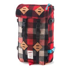 Topo Designs x Woolrich Klettersack | Topo Designs - Made in Colorado, USA | Topo Designs