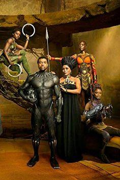 Black Panther Marvel, Black Panther King, Black Panther 2018, Marvel Heroes, Marvel Characters, Marvel Comics, Wallpaper Bonitos, Black Couple Art, Black Panther Chadwick Boseman