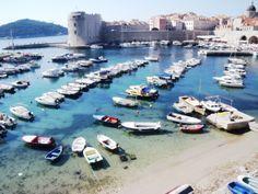 Dubrovnik, Croatie - 2013