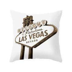 Greet guests in a truly showstopping way with the Welcome to Las Vegas Pillow. The iconic sign is given a stylish overhaul with this fabulous printed pillow. This soft and stylish pillow comes equipped...  Find the Welcome to Las Vegas Pillow, as seen in the Black Friday Flash Sale Collection at http://dotandbo.com/collections/black-friday-flash-sale-1?utm_source=pinterest&utm_medium=organic&db_sku=104506