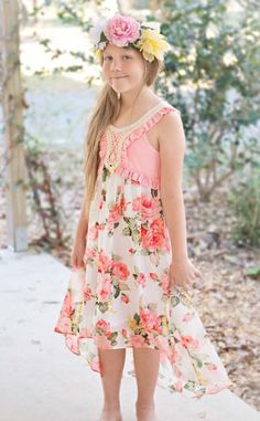 9a21320716e1 Cassie s Closet. Girls Easter DressesGirls DressesSummer DressesEaster  OutfitKids ...