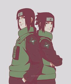 Urgh It would have been so wonderful to see Itachi and Sasuke working together on a mission or something if they had grown up normally. The brother moments would kill me with feelings