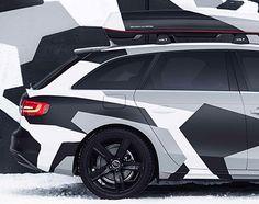 """Audi A4 Avant Quattro - """"Jon Olsson Camo"""" Edition   Available Now"""
