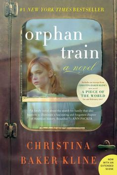 The #1 New York Times BestsellerNow featuring a sneak peek at Christina's forthcoming novel A Piece of the World, coming...