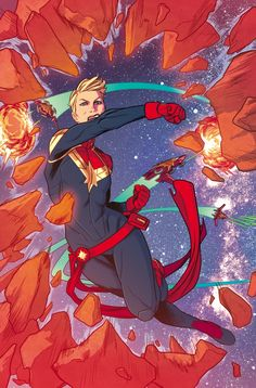 """""""Captain Marvel 1"""" first look"""