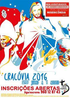 Juventude passionista ormai si prepara per la #GMG... Quand'è che l'Italia si desta? http://giovani.cebnews.eu/?p=408