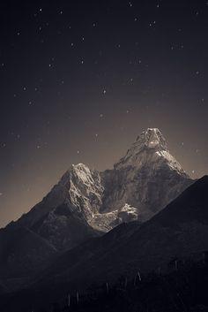 Himalayas mountain range in Asia. | Stunning Places #StunningPlaces