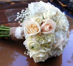 Flowers for the Bride - Weddings by Monday Morning Flowers