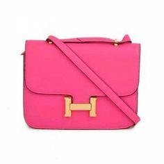 Hermes pembe çanta