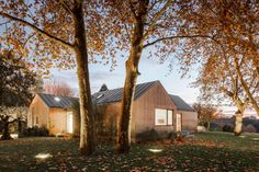 House with four houses / PROD – nowoczesna STODOŁA | wnętrza & DESIGN | projekty DOMÓW | dom STODOŁA