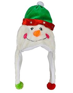 Plush Snowman Hat *** Find out more about the great product at the image link.