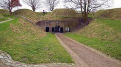 Het Nederlands Vestingmuseum  Naarden, The Netherlands