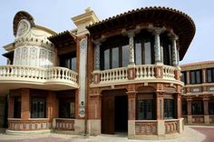 Zaragoza, Spain. Casa Solans