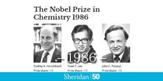 1986: John Polanyi wins Nobel Prize for Chemistry, the Faculty of Applied Science and Technology now presents award in his name #Sheridan50 #TBT