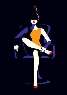 Malika Favre | Handsome Frank Illustration Agency